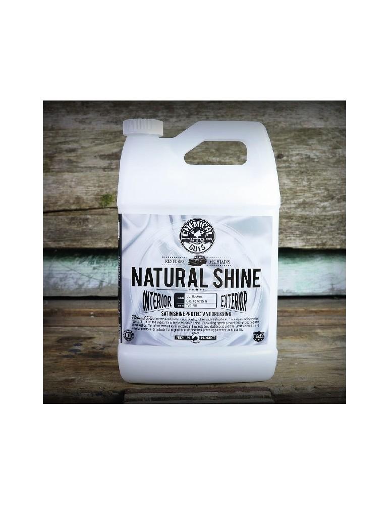 Natural Shine Satin Shine...
