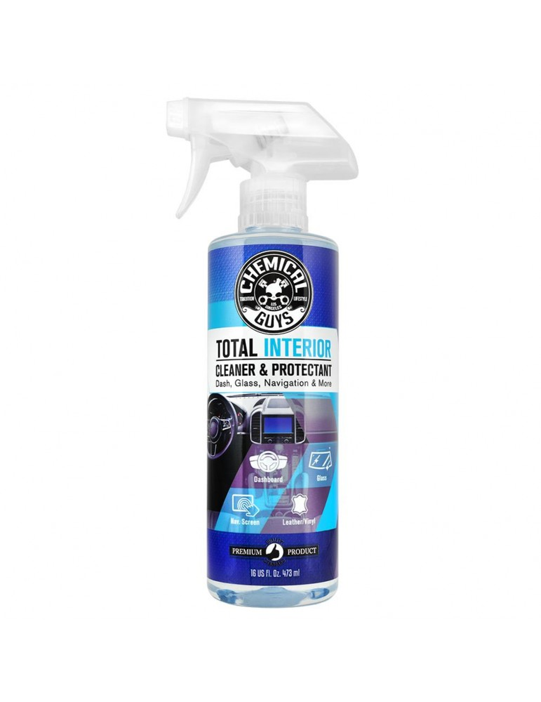 Total Interior Cleaner And...